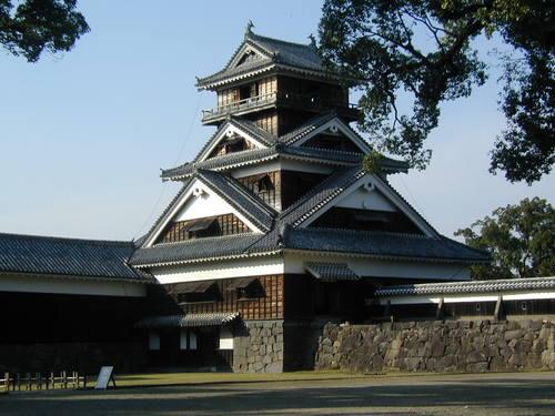 熊本城宇土櫓(現存)